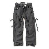 Spodnie Vintage Fatigues czarne