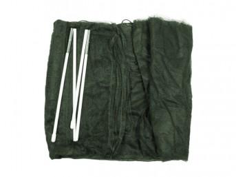 Moskitiera campingowa MFH - oliv (2x1,5x1 m)