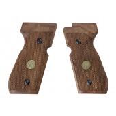 Wymienne okładziny do Beretty M 92 FS wood