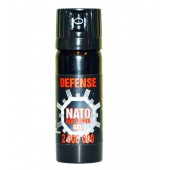 Gaz pieprzowy Defense Nato 50ml do samoobrony