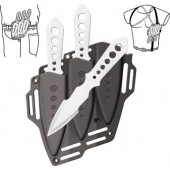 Noże do rzucania 3 szt United Cutlery Lightning Bolt Thrower