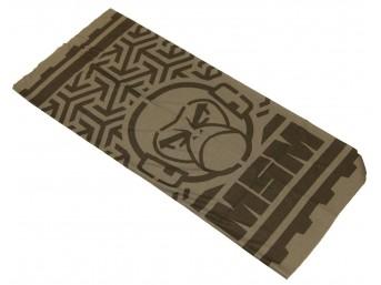Chusta Mil-Spec Monkey Multi Wrap MSM Logo Dusty Brown