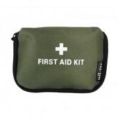 Apteczka turystyczna Mil-Tec First Aid Mała Zielona