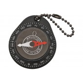 Brunton Brelok z kompasem Glow Key Ring Compass