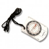 Kompas turystyczny mapowy Explorer linijka smycz 25