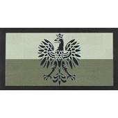 KAMPFHUND - Naszywka Polska Godło - Mała - TAN/CB - Gen II IR