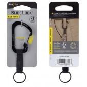 Brelok do kluczy z blokadą Nite Ize Slidelock Key Ring
