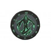 Naszywka Maxpedition Reaper 3x3 Świecąca