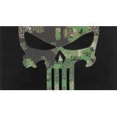 Naszywka Punisher PenCott GreenZone Gen II IR