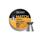 Śrut diabolo JSB Match Middle 4,51 mm 500 szt.
