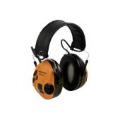 Ochronniki słuchu Peltor SportTac aktywne, zielono-pomarańczow