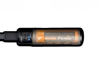 Ładowarka USB Fenix ARE-X11 + akumulator 18650 3400mAh Powerbank