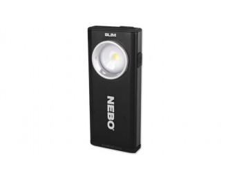 NEBO Latarka SLIM Pocket WorkLite ładowanie USB AKUMULATOR