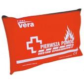 Zestaw oparzeniowy Vera - czerwony (025)