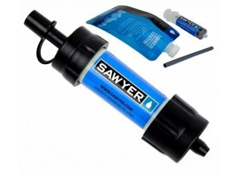 Filtr do wody Sawyer Mini SP128 niebieski uzdatniania oczyszczania