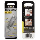 Nite Ize DoohicKey Key-Tool - Stalowy karabinek