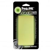 Taśma świecąca UST Glo Tape Zestaw 4 Arkuszy 3050104