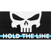 Naszywka HOLD THE LINE Gen II patch punisher