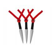 Nóż do rzucania Joker 3 szt JKR519 15 cm