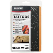 McNETT Tenacious Tattos łatki do namiotu klej do gumy poliestru