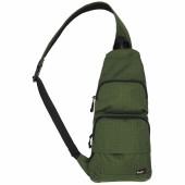 Plecak na jedno ramię MFH oliwkowy, ripstop olive