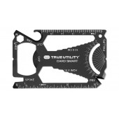 Karta survivalowa przeżycia multitool True Utility Cardsmart Micro Tool TU207