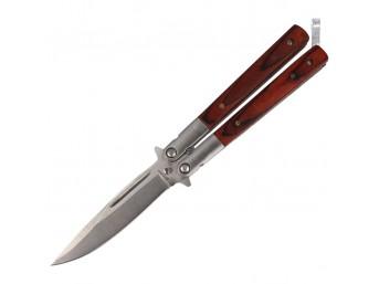 Nóż Balisong Martinez Albainox 02070 (191) motylek
