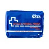 Apteczka Vera Classic Mini wodoodporna - niebieska (005)