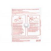 Ustnik Vera do sztucznego oddychania (PM001)