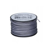 Paracord Micro Cord 1,18mm Graphite 38,1m 45kg USA