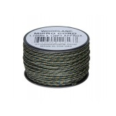 Paracord Micro Cord 1,18mm Woodland 38,1m 45kg USA
