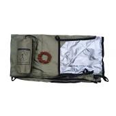 Płachta survivalowa Bushmen ThermoTarp 3x3m Tarp plandeka