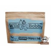 Chipsy z bobu Wild Bobby 100 g solone