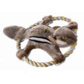 Zabawka dla psa wiewiórka