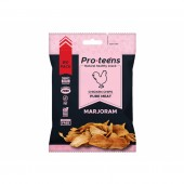 Chipsy z kurczaka Merzdorf Proteens Chicken Chips 26 g majeranek