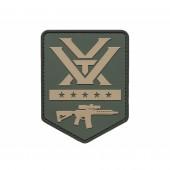 Naszywka Vortex Badge Patch szara