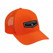 Czapka z daszkiem Vortex Strong Point pomarańczowa