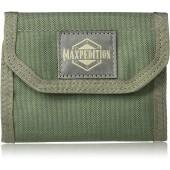 Portfel Maxpedition 0253G C.M.C. Wallet Zielony
