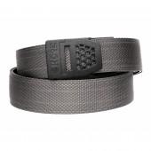 Pasek do spodni KORE Essentials X6 z tworzywa szary z klamrą stalową