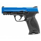 Pistolet na kule gumowe Smith&Wesson M&P9 M2.0 T4E LE kal. .43 niebieski