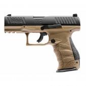Pistolet na kule gumowe Walther PPQ M2 T4E kal. .43 brązowy
