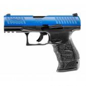 Pistolet na kule gumowe Walther PPQ M2 T4E kal. .43 niebieski