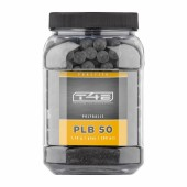Kulki poliuretanowe T4E Practice PLB kal. .50 500 szt. szare