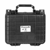 Wodoodporny kufer na broń Poseidon 23x18x10 cm walizka IP55 NSN