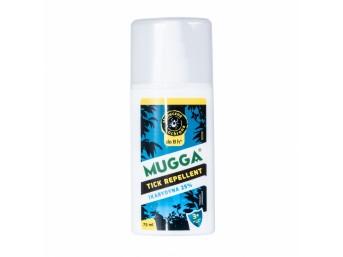 Repelent spray Mugga 25% ikarydyna 75 ml