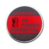 Śrut Umarex Power Potential 5,5 mm 150 szt.
