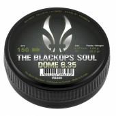 Śrut Black Ops Dome 6,35 mm 150 szt.