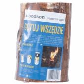 Szwedzki ogień Woodson rozpałka kuchenka survivalowa