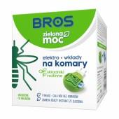 Elektro + wkład Bros zielona moc na komary