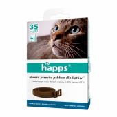 Obroża przeciw pchłom Happs dla kotów